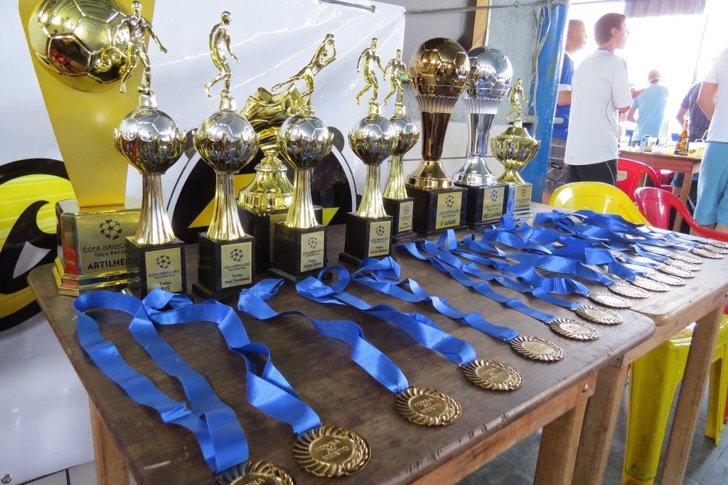 Escritórios disputam Supercopa Jurídica