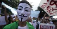 Sancionada lei que proíbe uso de máscaras em protestos no RJ