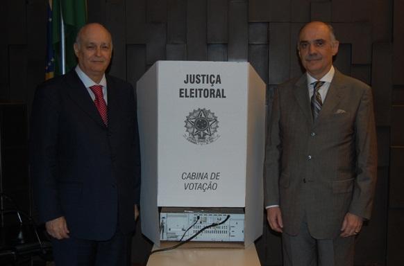 Alceu Penteado Navarro; TRT; Presidente; Eleição