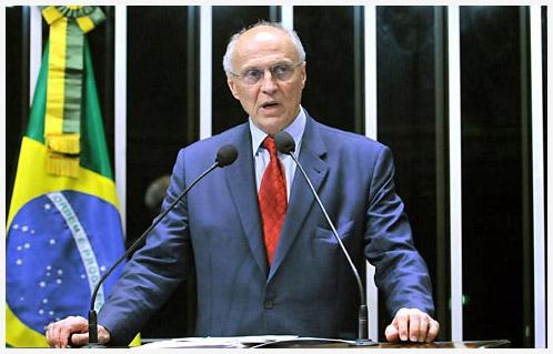 Caso Battisti; Eduardo Suplicy;