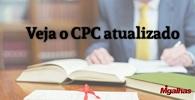 Lei modifica o CPC - Veja o código atualizado