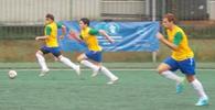 Goleadas abrem a Liga Jurídica Campo 2014