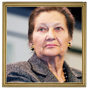 Simone Veil; Academia Francesa; Jurista; Mulher do ano;