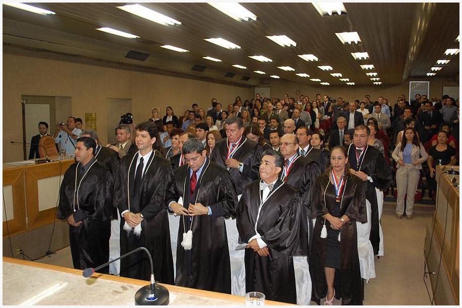 TJ/AP; Colar do Mérito Judiciário; Dôglas Evangelista Ramos