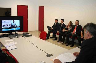 Poder Judiciário de Mato Grosso realiza primeira videoaudiência