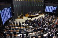 Câmara aprova doação de empresas a partidos