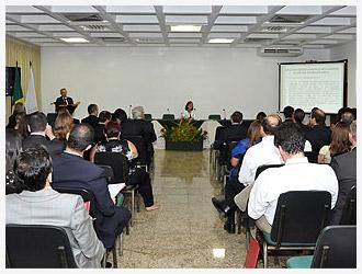 TJ/MG; Uberaba; Novos Rumos; Escola Judicial; Curso Jurídico Regional