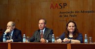 AASP promove debate sobre influência da opinião pública na mídia e na Justiça Penal