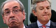 PGR denuncia Eduardo Cunha e Fernando Collor