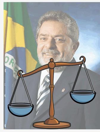 Lula; Judiciário; separação de poderes