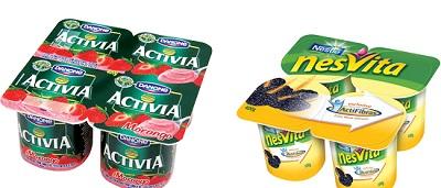 Propaganda comparativa entre Activia e Nesvita é legal