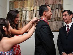 Júlio Guttierrez toma posse no TJ/MG