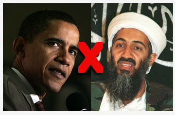 Obama; Osama; terrorismo; EUA; Oriente; Islã;