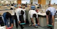 Tempo gasto em ginástica laboral é considerado hora extra