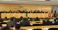 Conselho Federal da OAB tem 93 comissões
