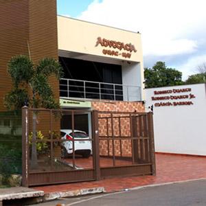 Em Rio Branco/AC, o escritório está localizado no Parque da Maternidade, um dos pontos turísticos da cidade.