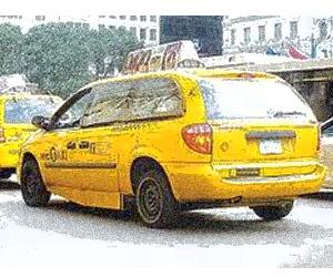 TJ/RS concede indenização por desrespeito a registro de invenção de anúncios em táxis