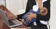 CCJ da Câmara aprova PL que permite duas pausas diárias para trabalhadora alimentar filho