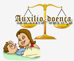 Auxílio-doença a menor dependente;