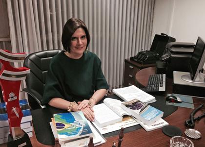 Ministra Maria Elizabeth será a primeira mulher a presidir STM