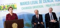 Marco Legal da Ciência, Tecnologia e Inovação é sancionado