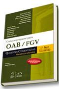 Sorteio; OAB; FGV; Questões comentadas