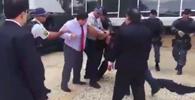 Advogados brigam na saída do STF e vão para a delegacia