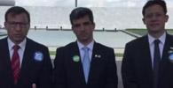 Candidatos à presidência da OAB/DF fazem pacto pela paz
