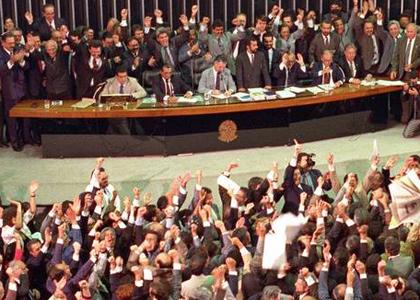 OAB pode assumir novamente papel decisivo que teve em impeachment de Collor