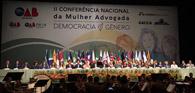 OAB realiza II Conferência Nacional da Mulher Advogada