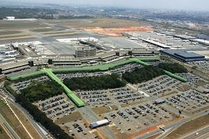Empresas devem informar discussão sobre área do aeroporto de Cumbica