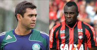 Ex-zagueiro do Palmeiras é condenado por chamar jogador do Atlético Paranaense de macaco