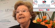 Cléa Carpi defende maior participação da mulher advogada na OAB