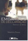 Sorteio; editora Saraiva; Embargos de Declaração - Teoria e Prática