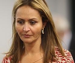 STF mantém suspensão dos direitos políticos de Jaqueline Roriz