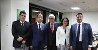 OAB e Sebrae celebram acordo para realização de ações conjuntas para advocacia