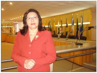 Desembargadora Nailde Pinheiro assume no TJ/CE no dia 30/4
