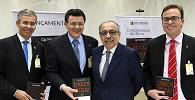 Lançamento do livro do ministro Og Fernandes reúne comunidade jurídica no STJ