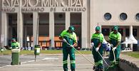 Contratação emergencial de limpeza urbana em São Paulo é suspensa por irregularidades