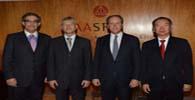 Processo eletrônico é tratado em encontro entre AASP e presidente do TRT da 15ª região