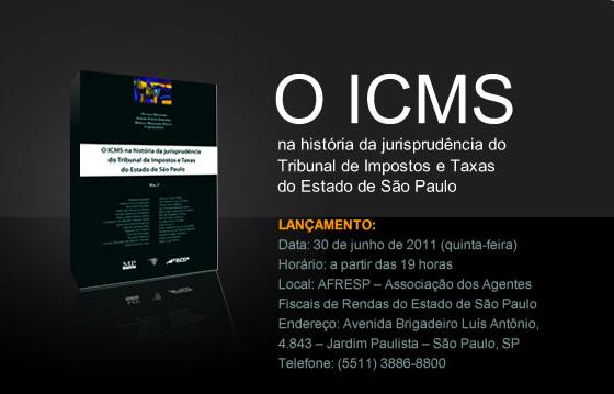 O ICMS na história da jurisprudência do Tribunal de Impostos e Taxas do Estado de São Paulo