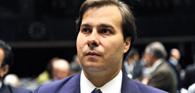 Rodrigo Maia consegue liberar candidatura à presidência da Câmara