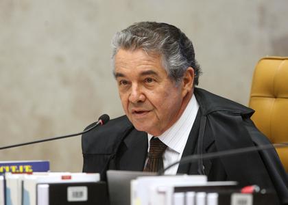 Marco Aurélio vota contra prisão após condenação em 2ª instância