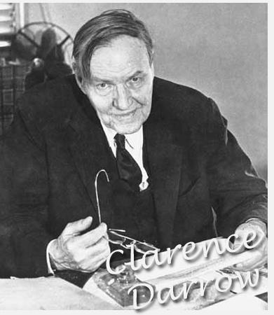 Clarence Darrow; Clarence Seward Darrow