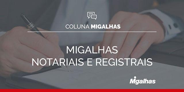 Responsabilidade civil dos notários e registradores