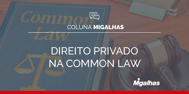 Direito Privado no Common Law