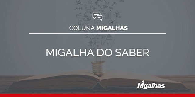 Migalha do Saber