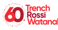 60 anos; Trench Rossi Watanabe; nova logomarca;