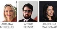 Almeida Alvarenga Advogados comunica o ingresso de três novos profissionais
