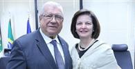 Alcides Martins assume PGR interinamente e anuncia retorno de procuradores da Lava Jato